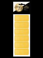 Hair FX Hair FX Magic Grip Rollers 32mm Yellow 12pk