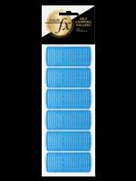 Hair FX Hair FX Magic Grip Rollers 28mm Light Blue 12pk