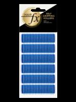 Hair FX Hair FX Magic Grip Rollers 15mm Blue 12pk