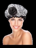 BeautyPRO Beautypro Shower Cap - Cheetah