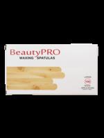 BeautyPRO Beautypro Wooden Applicators Large 100pcs