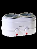BeautyPRO Beautypro Twin Wax Heater 2 x 1L