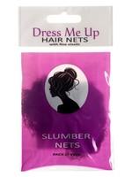 Dress Me Up Dress Me Up Slumber Net Light Brown 2pk