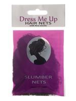 Dress Me Up Dress Me Up Slumber Net Dark Brown 2pk
