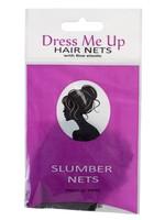 Dress Me Up Dress Me Up Slumber Net Black 2pk
