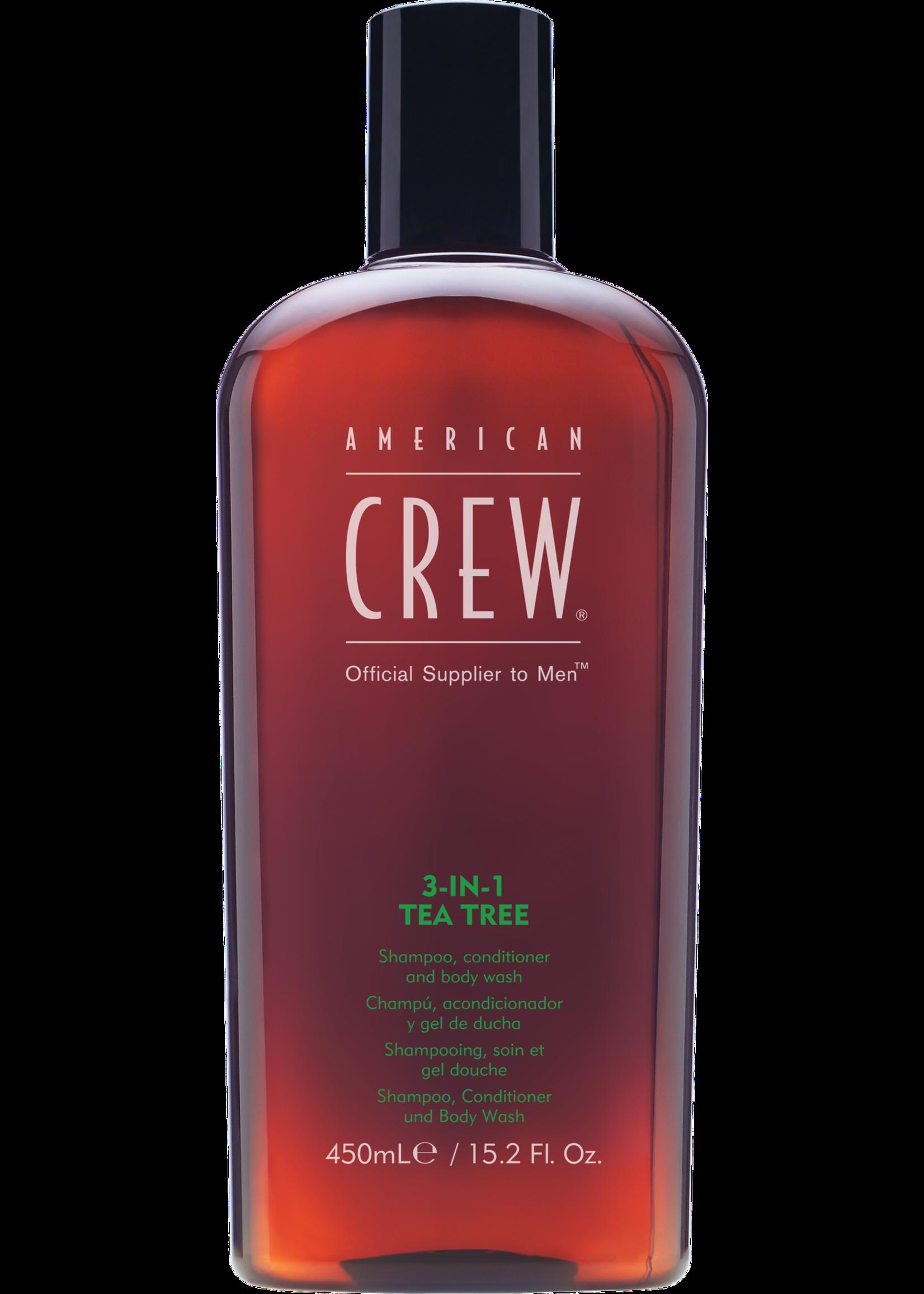 American Crew American Crew 3in1 Tea Tree 450ml