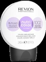 Revlon Professional Revlon Professional Nutri Color Filters 1002 Pale Platinum 240ml