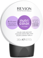 Revlon Professional Revlon Professional Nutri Color Filters 1022 Intense Platinum 240ml