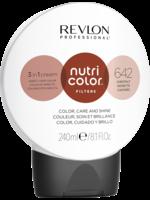 Revlon Professional Revlon Professional Nutri Color Filters 642 Chestnut 240ml