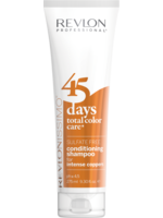 Revlon Professional Revlon Professional Total Color Care 45 Days Conditioning Shampoo For Intense Coppers 275ml
