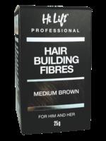 Hi Lift Hi Lift Hair Fibres Medium Brown 25g