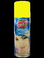 Party Fun Hairspray - Yellow 80g