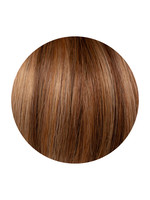 Seamless1 Seamless1 Fibre Clip-in Hair Extensions 22 Inches - Caramel Blend