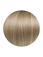 Seamless1 Seamless1 Human Hair Clip-in 1pc Hair Extensions 21.5 Inches - CoffeenCream Balayage