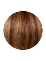 Seamless1 Seamless1 Human Hair Clip-in 5pc Hair Extensions 21.5 Inches - Caramel Blend