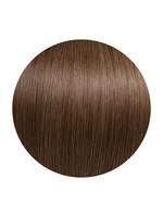 Seamless1 Seamless1 Human Hair Clip-in 5pc Hair Extensions 21.5 Inches - Mocha