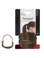 Mia Mia The Tonytail Ponytail Wrap Light Brown
