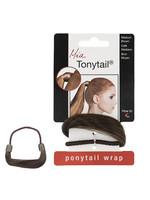 Mia Mia The Tonytail Ponytail Wrap Medium Brown