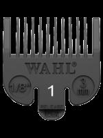 Wahl #1 Black Plastic Tab Attachment Comb