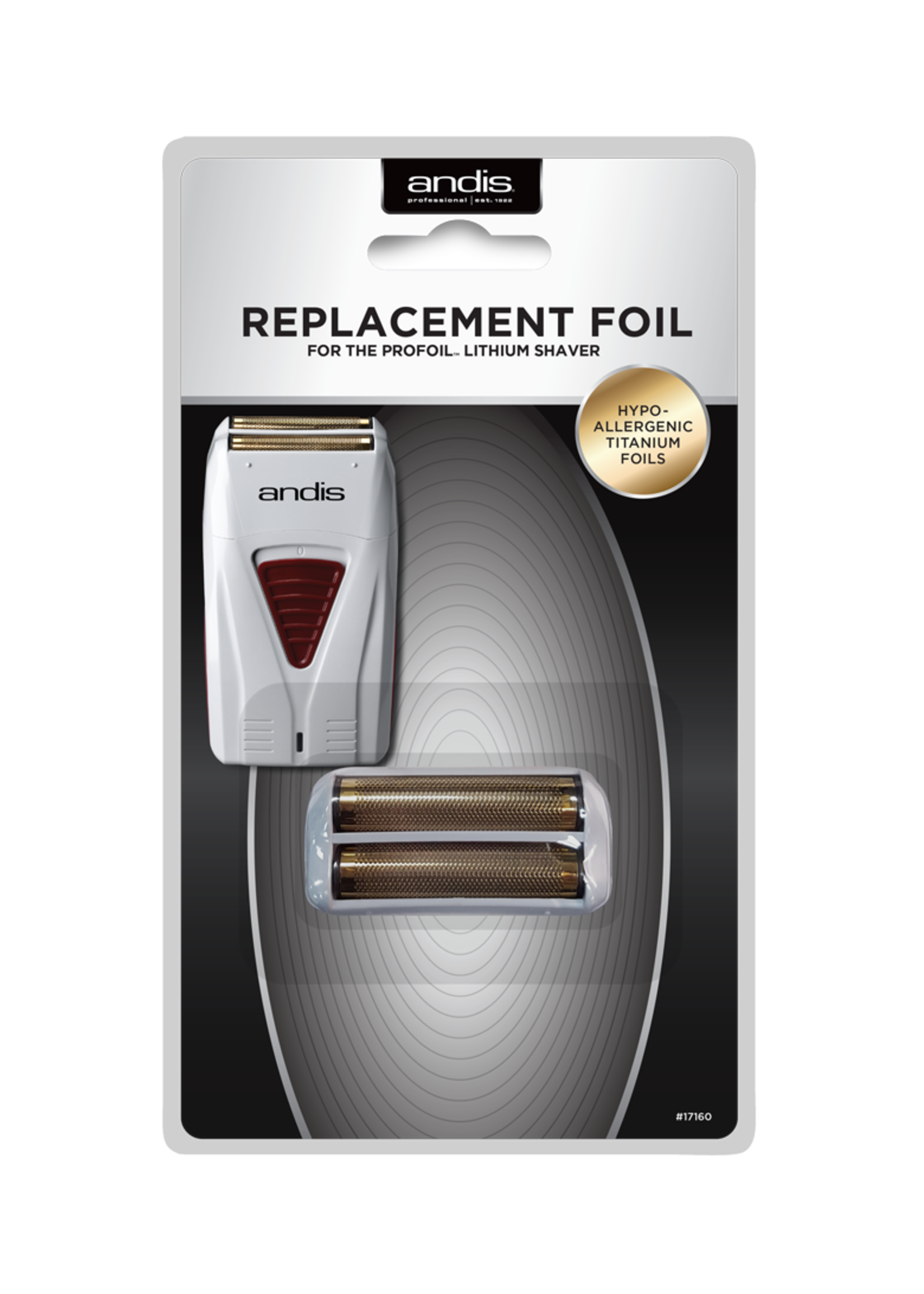 Andis Andis Profoil Shaver Replacement Foil Head
