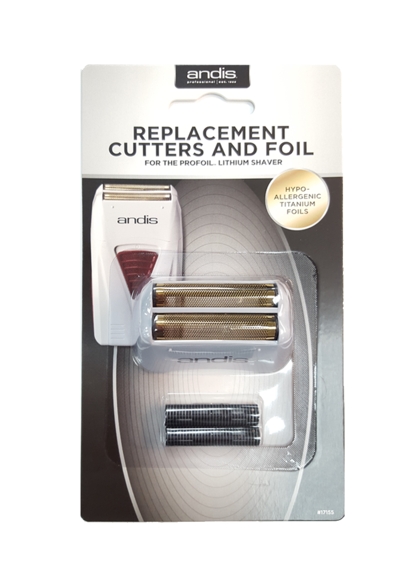 Andis Andis Profoil Shaver Replacement Foil & Cutter