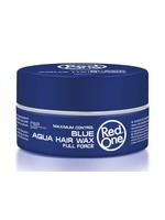 RedOne RedOne Max Control Aqua Hair Wax - Blue 150ml