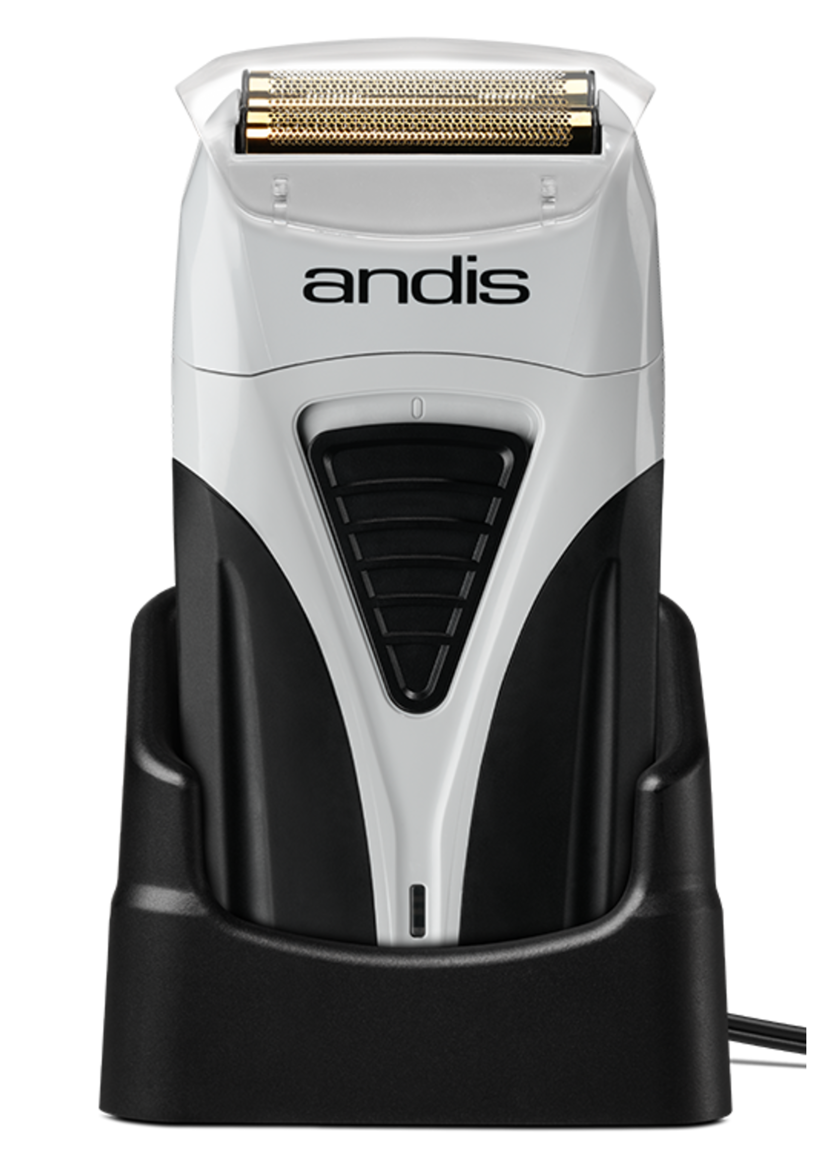 Andis Andis ProFoil Lithium Plus Shaver with stand (TS2) Black