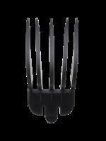 Wahl #12 Black Plastic Tab Attachment Comb