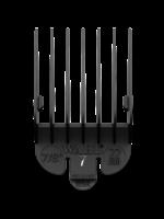 Wahl #7 Black Plastic Tab Attachment Comb