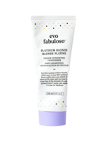 Evo Evo Fabuloso Platinum Blonde Colour Boosting Treatment 220ml Tube
