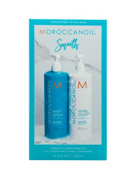 Moroccanoil Moroccanoil Smooth 500ml Duo Pack