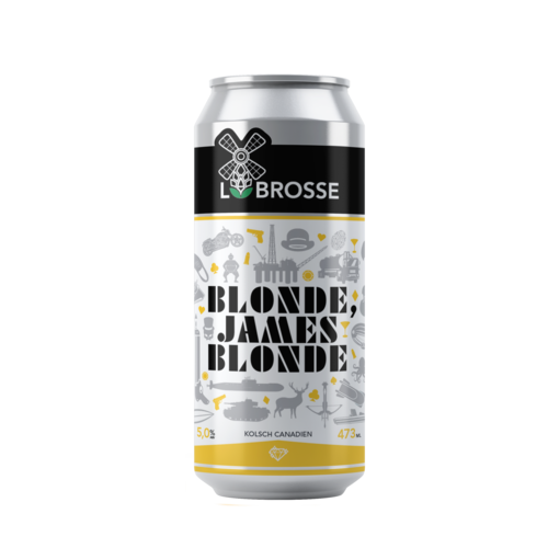 Labrosse James Blond