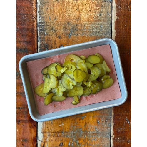 Blackstrap BBQ  Sliced Pickles