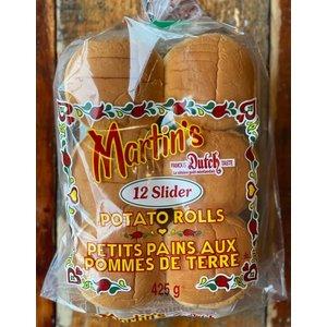 """Martin's Famous Potato Rolls"""