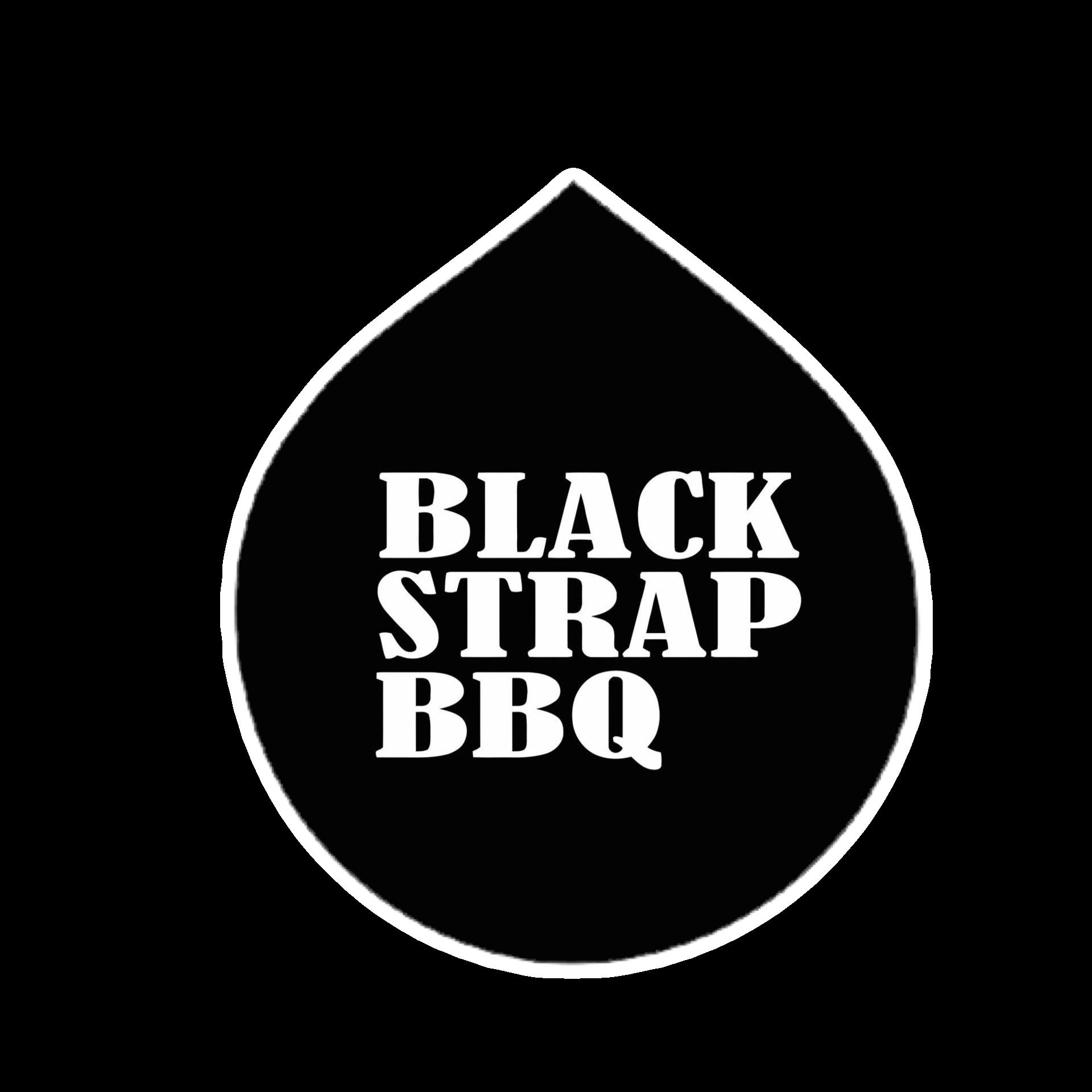 Blackstrap BBQ  logo