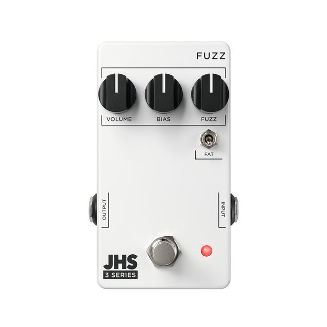 JHS - 3 Series Fuzz Pedal
