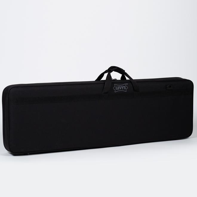 Levy's - Foam Core Bass Case, Black