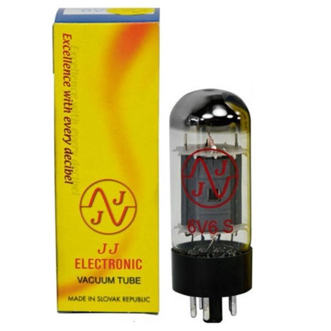 JJ Electronic - 6V6 Power Amp Tube