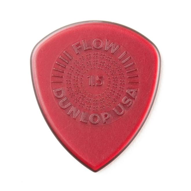 Jim Dunlop - 1.5 Flow Standard Pick Players Pack (6)