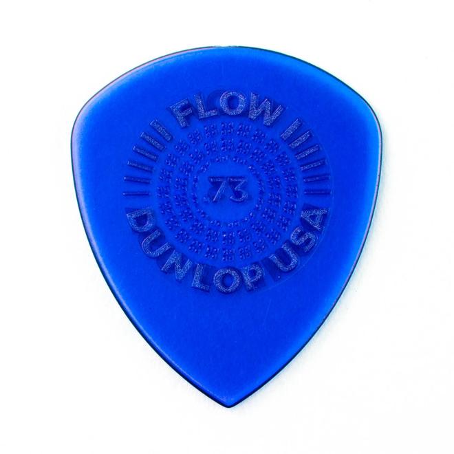 Jim Dunlop - .73 Flow Standard Pick Players Pack (6)