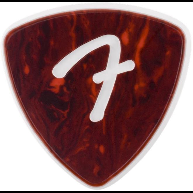 Fender - F Grip 346, Shell, Pick Pack (3)