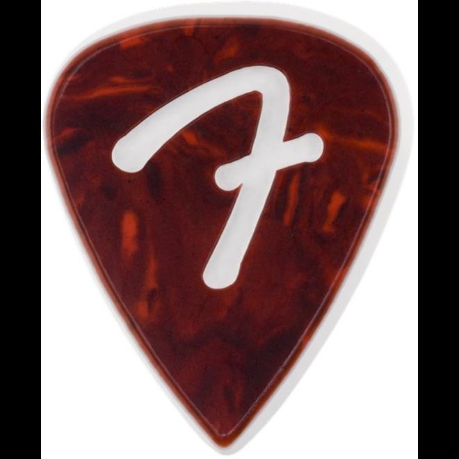 Fender - F Grip 351, Shell, Pick Pack (3)