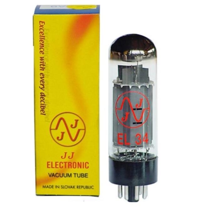 JJ Electronic - EL34 Power Amp Tube