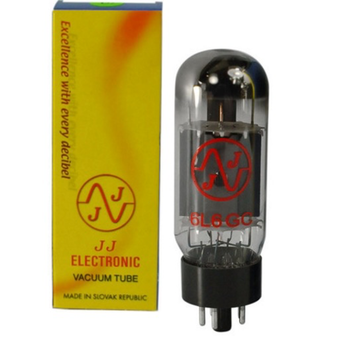 JJ Electronic - 6L6GC Power Amp Tube