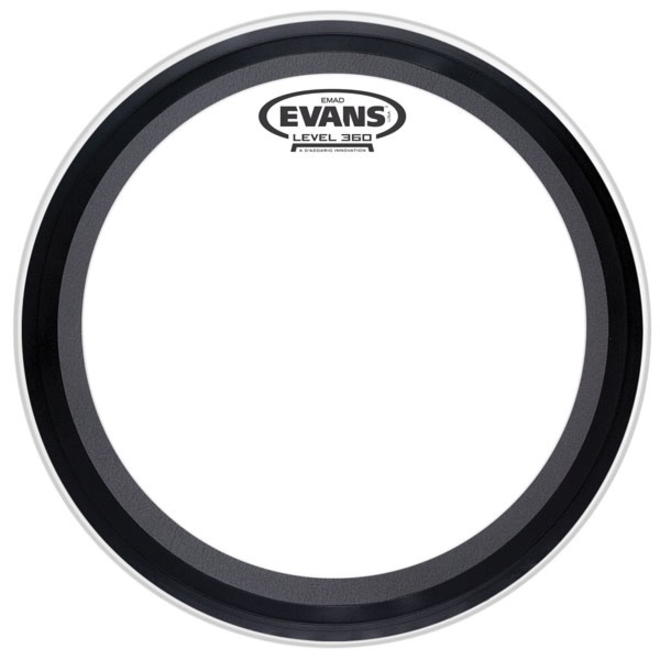 """Evans - 20"""" Clear EMAD"""