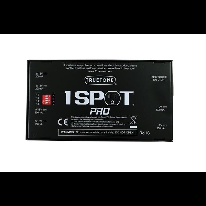 Truetone - 1 Spot CS6 Isolated Power Supply