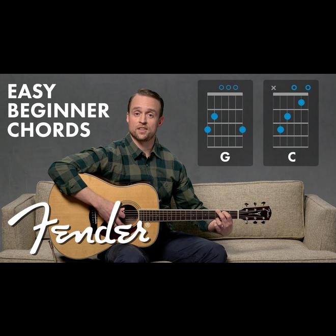 Fender Play - 6 Month Prepaid Gift Card