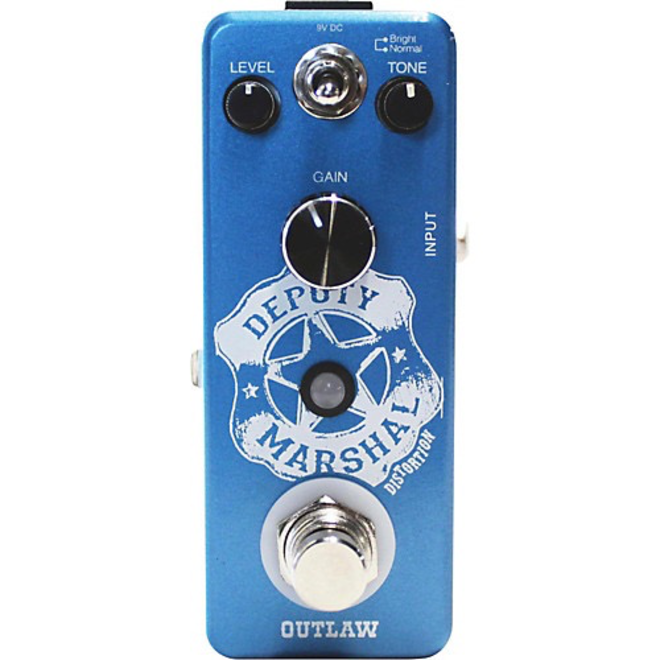 Outlaw Effects - Plexi Overdrive Pedal