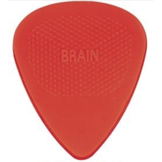Brain - Cat's Tongue Pick Pack, .73 Red (10)