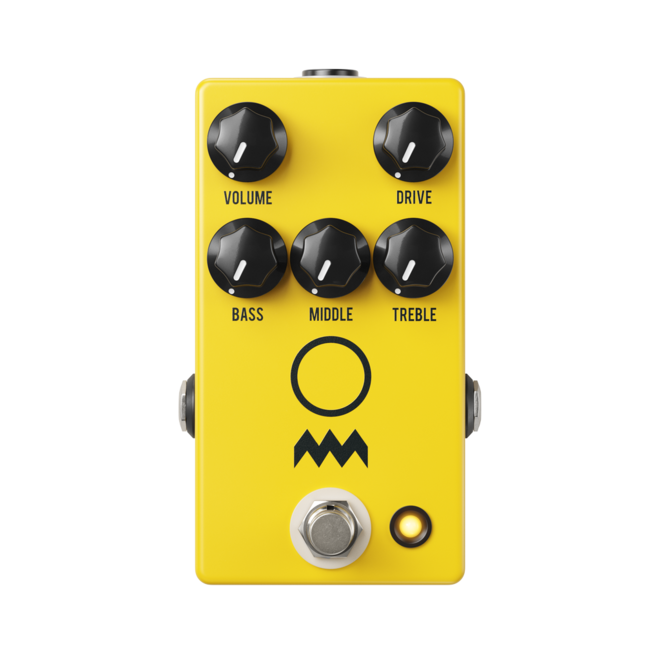JHS - Charlie Brown Channel V4 Drive Pedal